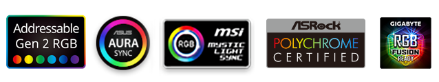 Dual Loop Addressable Gen 2 RGB Lighting
